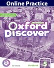 Oxford Discover Level 5 Online Practice cover