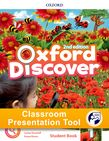 Oxford Discover Level 1 Student Book Classroom Presentation Tool cover
