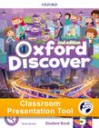 Oxford Discover Level 5 Student Book Classroom Presentation Tool cover