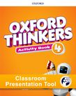 Oxford Thinkers Level 4 Activity Book Classroom Presentation Tool cover