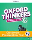 Oxford Thinkers Level 6 Activity Book Classroom Presentation Tool cover