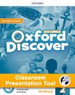 Oxford Discover Level 2 Workbook Classroom Presentation Tool cover