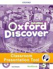 Oxford Discover Level 5 Workbook Classroom Presentation Tool cover