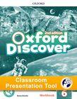 Oxford Discover Level 6 Workbook Classroom Presentation Tool cover