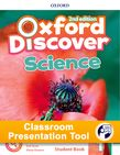 Oxford Discover Science Level 1 Classroom Presentation Tool cover