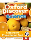 Oxford Discover Science Level 3 Classroom Presentation Tool cover