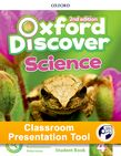 Oxford Discover Science Level 4 Classroom Presentation Tool cover