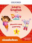 Learn English with Dora the Explorer 1 Phonics and Literacy Online Teacher Resources cover
