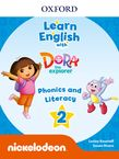 Learn English with Dora the Explorer 2 Phonics and Literacy Online Teacher Resources cover