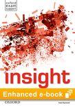 insight Elementary Workbook e-book 2019 cover