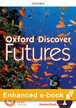 Oxford Discover Futures Level 1 Student Book e-book cover