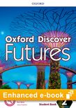 Oxford Discover Futures Level 2 Student Book e-book cover