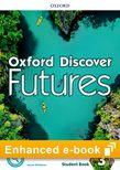 Oxford Discover Futures Level 3 Student Book e-book cover