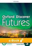 Oxford Discover Futures Level 5 Student Book e-book cover