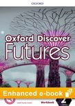 Oxford Discover Futures Level 2 Workbook e-book cover