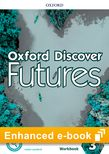 Oxford Discover Futures Level 3 Workbook e-book cover