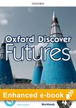 Oxford Discover Futures Level 4 Workbook e-book cover