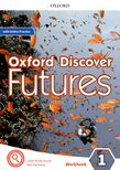 Oxford Discover Futures Level 1 Workbook with Online Practice cover