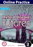 Oxford Discover Futures Level 2 Online Practice cover