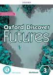 Oxford Discover Futures Level 3 Workbook with Online Practice cover