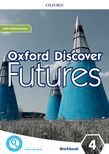 Oxford Discover Futures Level 4 Workbook with Online Practice cover