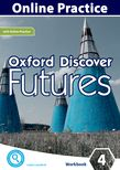 Oxford Discover Futures Level 4 Online Practice cover