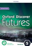 Oxford Discover Futures Level 5 Workbook with Online Practice cover