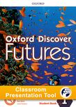 Oxford Discover Futures Level 1 Student Book Classroom Presentation Tool cover