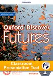 Oxford Discover Futures Level 1 Workbook Classroom Presentation Tool cover