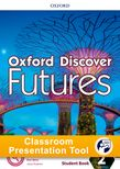 Oxford Discover Futures Level 2 Student Book Classroom Presentation Tool cover