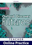 Oxford Discover Futures Level 3 Teacher's Resource Centre cover