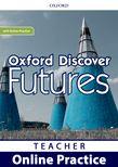 Oxford Discover Futures Level 4 Teacher's Resource Centre cover