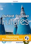 Oxford Discover Futures Level 4 Student Book Classroom Presentation Tool cover