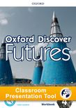 Oxford Discover Futures Level 4 Workbook Classroom Presentation Tool cover