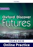 Oxford Discover Futures Level 5 Teacher's Resource Centre cover