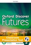 Oxford Discover Futures Level 5 Student Book Classroom Presentation Tool cover