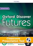 Oxford Discover Futures Level 5 Workbook Classroom Presentation Tool cover