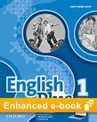 English Plus Level 1 Workbook e-book cover
