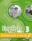 English Plus Level 3 Workbook e-book cover