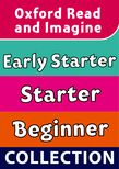 Oxford Read and Imagine Early Starter, Starter and Beginner Levels Collection cover
