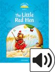 Classic Tales Level 1 The Little Red Hen Audio cover