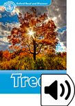 Oxford Read and Discover Level 1 Trees Audio cover
