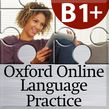 Oxford Online Language Practice B1+ Access Code cover
