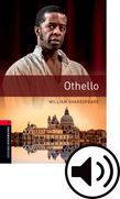 Oxford Bookworms Library Stage 3 Othello Audio cover