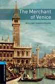 Oxford Bookworms Library Level 5: The Merchant of Venice cover