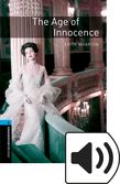 Oxford Bookworms Library Stage 5 The Age of Innocence Audio cover