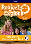 Project Explore Starter Student's Book Classroom Presentation Tool cover