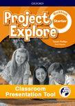 Project Explore Starter Workbook Classroom Presentation Tool cover