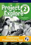 Project Explore Level 2 Workbook Classroom Presentation Tool cover