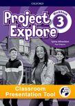 Project Explore Level 3 Workbook Classroom Presentation Tool cover